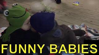 Funny Babies Videos On Youtube - Funniest Upset Babies - Funny Fails Baby Video