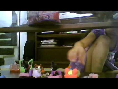 Vídeo da webcam de 6 de dezembro de 2012 lps malu
