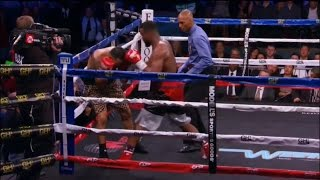 1st Round Victory for Jerry Odom Against Andrew Hernandez - SHOWTIME Boxing