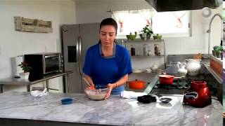 Tu cocina - Encacahuatado de trucha arcoiris