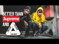 This Brand Is Better Than SUPREME PALACE Born X Raised Haul Unboxing