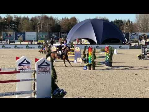 Jade S 5th in the CSI 2* LR Grand Prix