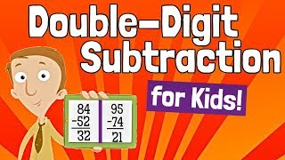 Double-Digit Subtraction for Kids