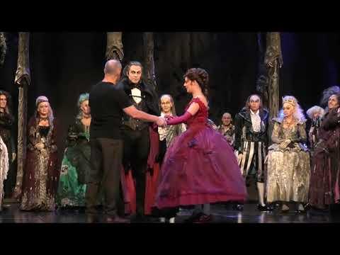 """Pressegespräch und Proben """"Tanz der Vampire"""" - Stage Palladium Stuttgart"""