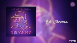 Ed Sheeran - Candle in the wind (Revamp 2018) lyrical video.