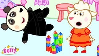 Dolly & Friends Funny Cartoon for kids Full Episodes #110 FULL HD