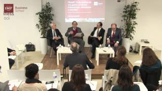 Mesa Redonda: Análisis del efecto Trump en el comercio internacional
