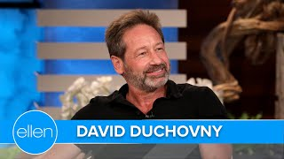 Did David Duchovny Really Explain Booty Calls to Prince Charles?