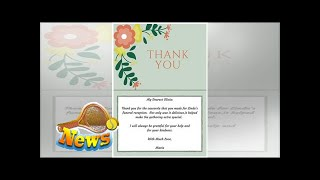 Bereavement thankyou notes – 10 tips and etiquette reminders to create writing your sympathy thank