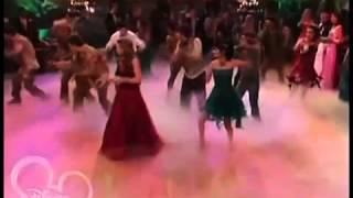 Zombie Dance Bitwa Czarodziej z Waverly Place odcinek S02E29 Czarodzieje kontra wampiry kontra zombie kopia