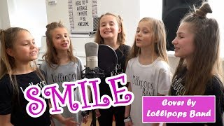 SMILE - young girls sing beautifully!!!