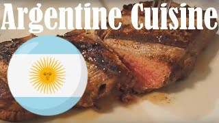 Argentine Cuisine - An introduction to Argentinian Food Guide