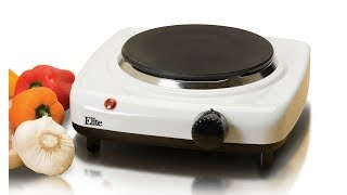Best Budget Electric Stove Burner to Buy on Amazon