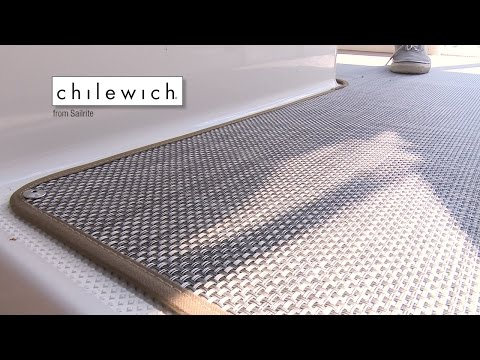 Chilewich 174 Basketweave Oyster 72 Quot Floor Covering Fabric