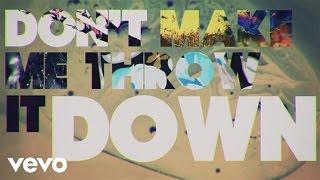 Dominique Young Unique - Throw It Down (Lyric Video) [Explicit]