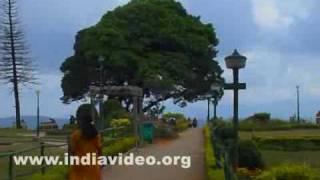 Raja's Seat at Coorg district, Karnataka