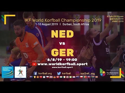 Kijk om 7 uur live naar de WK-kwartfinale van Fleur Hoek en het Nederlands korfbalteam