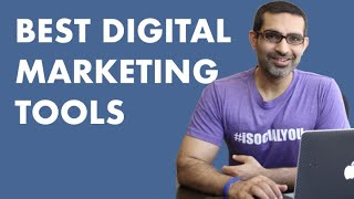 BEST DIGITAL MARKETING TOOLS 2020 - To Spy On Competitors And Clients