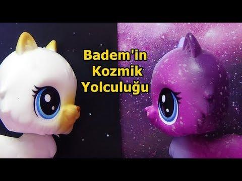 Lps Minişler Badem'in Kozmik Yolculuğu || Karamel TV ||