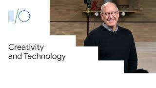 On Creativity And Technology, With Legendary Animator Glen Keane (Google I/O19)