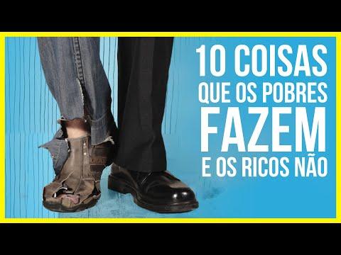SE VOC TEM ESSES 10 HBITOS, VOC  POBRE! - Rico vs Pobre