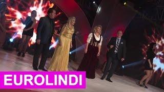 Shkurte Fejza, Vellezerit Krasniqi & Naxhije Fejza   Potpuri 1 (Official Video HD) Gezuar 2017