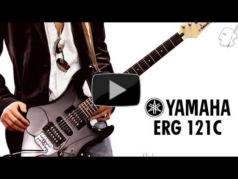 Guitarra electrica Yamaha ERG 121C