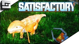 Exploring Wilderness Secrets In Satisfactory Gameplay E5