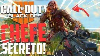 CHEFÃO SECRETO! - Call Of Duty Black Ops 4 Blackout