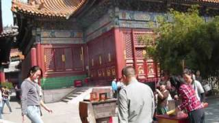 Video : China : A week in Beijing - video