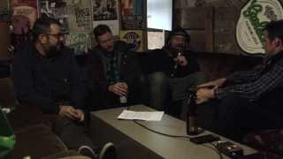 DRAG THE RIVER // Interview // Montreal 2013