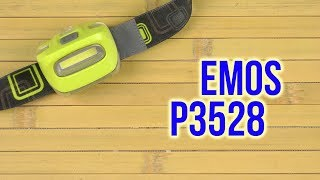 EMOS P3528 - відео 1