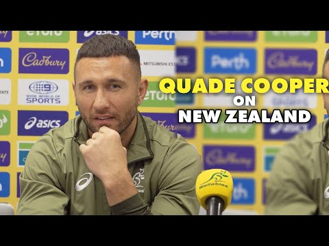 Quade Cooper gives his honest opinion on New Zealand rugby