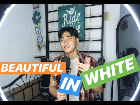 Shane Filan Beautiful In White Jun Sisa Cover Lyrics (2 94