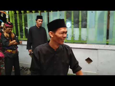 Palang pintu SSRB resepsi bng Abdullah & nur cahyati