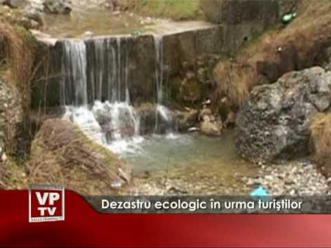 Dezastru ecologic în urma turiştilor