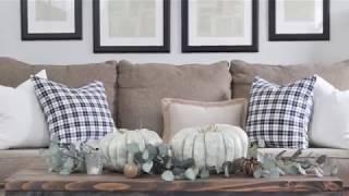 Cozy Farmhouse Style Living Room Décor Ideas