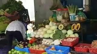 베트남 호치민 재래시장