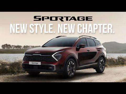 "The 2023 Kia Sportage Says ""What Kia Stereotype?"" And Means It"