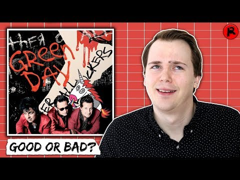 GREEN DAY - FATHER OF ALL | TRACK REVIEW