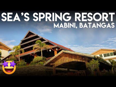 Sea's Spring Resort Hotel - Brgy. Mainit, Mabini, Batangas