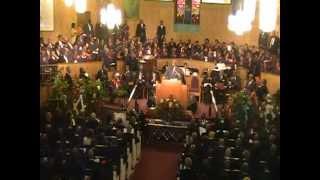 Mt. Hebron MBC -7/17/2012 - Rev. J.J. Roberson  Home-going Celebration. 03