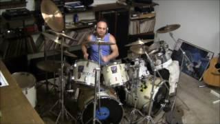 DEEP PURPLE * NOBODY'S HOME - drum cover