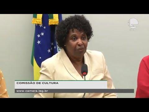 Cultura - Audiência sobre racismo estrutural - 14/08/2019 - 16:02