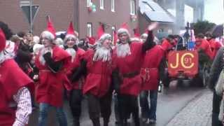 preview picture of video 'Weiberfastnacht in Welver'