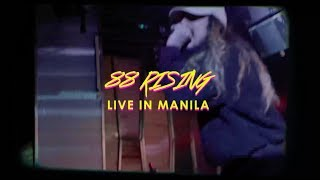 #PartiesYouMissed: 88RISING LIVE IN MANILA 2017