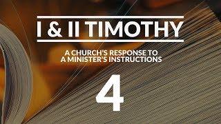 I & II Timothy - #4