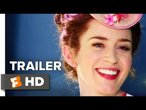 mary poppins returns trailer 1 2018 movieclips trailers
