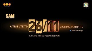 Aakhir Kab Tak | A Tribute to 26/11 Victims and Martyrs by Eternal Bliss