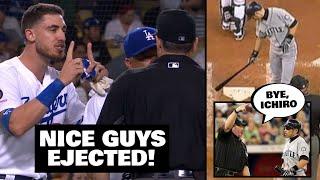 MLB Nice Guys Getting EJECTEDᴴᴰ